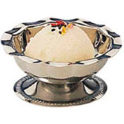 American Metalcraft 3500 - Sherbet Dish, 3-1/2 Oz. Capacity, Gadroon Base, Footed, Stainless