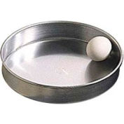 """American Metalcraft A80101.5 - Pizza Pan, Straight Sided, 10"""" Dia., 1-1/2"""" Deep, Solid, Aluminum"""