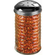 American Metalcraft BEE317 - Spice Shaker, 12 Oz., Glass, W/Stainless Steel Top