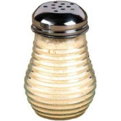 American Metalcraft BEE606 - Cheese Shaker, 6 Oz., Glass, W/Stainless Top