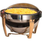 American Metalcraft CDFP99 - Chafer Food Pan, For 5 Qt., Round, For Adagio Series