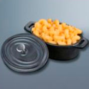 American Metalcraft CIPOV63 - Baking Dish, 11.497 Oz., Oval, With Handles, Cast Iron