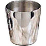 American Metalcraft CSJCUP - Jigger Cap Only, 2-3/4 Oz., Mirror Finish Stainless Steel