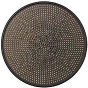 "American Metalcraft HC28718 - Mega Pizza Screen, 18"" x 18-3/4, 1/4"" Holes, Hard Coated"