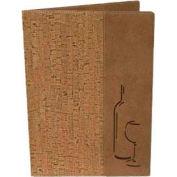 """American Metalcraft MCDWLSCORK - Securit Cork Designer Wine Card, 10"""" x 13"""""""