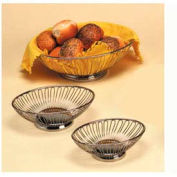 "American Metalcraft OBS913 - Basket, Oval, 13-3/8"" x 9-1/4"""