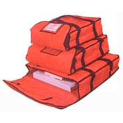 """American Metalcraft PBDX2005 - Deluxe Pizza Delivery Bag, 20"""" x 20"""" x 5"""""""