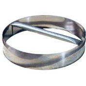 "American Metalcraft RDC19 - Dough Cutting Ring, 19"" ID x 3"" High"