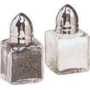 "American Metalcraft SP125 - Salt/Pepper Shakers, Petite, 1/2 Oz. Cap, 2"" High"