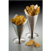 """American Metalcraft SSFC7 - Fry Cone Holder/Stand, 4-1/2"""" Dia. x 7""""H"""