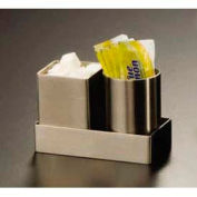 "American Metalcraft SSPH2 - Sugar Packet Holder, 2"" Dia. x 2-3/4""H"
