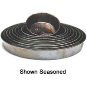 "American Metalcraft T90081.5 - Pizza Pan, Tapered/Nesting, 8"" Dia., 1-1/2"" Deep, Solid"