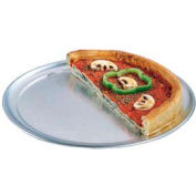 "American Metalcraft TP6 - Pizza Pan, Wide Rim, 6"", Solid"