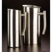American Metalcraft WPSF67 Water Pitcher, 67 Oz., Contemporary, Satin Finish by Water Pitchers