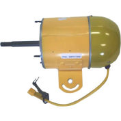 """Airmaster Fan 1/3 HP Motor For Yellow Safety 20"""", 24"""", 30"""" Fans With Pull Chain Switch 11031"""