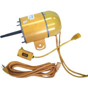 Airmaster Fan 1/3 HP Motor For Yellow Safety Fans 12005 1/3