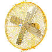 """Airmaster Fan 24"""" Head Assembly For Yellow Safety Fan 12553 1/3 HP 5280 CFM"""