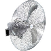 "Airmaster Fan 24"" Wall Mount Fan 20321 1/4 HP 5739 CFM"
