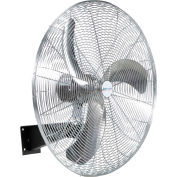 "Airmaster Fan 30"" Ultra High Velocity Air Flow Wall Mount Fan 20860 1 HP 12400 CFM"