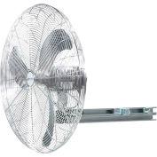 """Airmaster Fan 20"""" I-Beam Mount Fan 20907 1/5 HP 3100 CFM"""