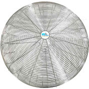 """Airmaster Fan 30"""" Nickel Chrome Plated Guard 21080"""