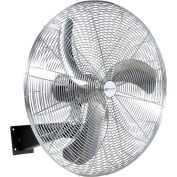 Airmaster Fan UP30LW16-S8 30 Inch  Wall  Fan 1/3 HP 8402 CFM , Non-Oscillating