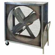 "Airmaster Fan 48"" Belt Drive Cabinet Mancooler® 39160 1 HP 17770 CFM"