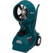 Airmaster Fan 60192 Mobile Self Contained Fogging Fan - 3/4 HP - 115V - 32GPH