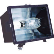 Lithonia F100SL 120 M6 Contractor Select Micro Flood Light, High Pressure Sodium, 100w