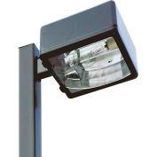 Lithonia KAD 250M R3 TB SCWA SPD04 LPI Contour Metal Halide Soft Square Lighting, 250w