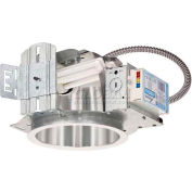 """Lithonia LF6N 2/13DTT MVOLT 6"""" Recessed Housing For Compact Fluorescent Horizontal 2-Lamp"""