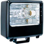Lithonia TFL 400M RA2 TB SCWA LPI Metal Halide Floodlight w/Lamp 400W Super SCWA Pulse Start Ballast