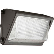 Lithonia TWR1 LED P3 50K MVOLT DDBTXD M2 LED Wallpack 40W, 5000K, 4554 Lumens