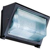 Lithonia TWR2C 400M TB SCWA LPI Metal Halide Cutoff Wall Pack w/ Lamp Included, 400w