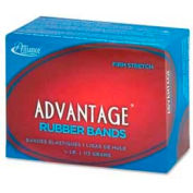 "Alliance® Advantage® Rubber Bands, Size # 33, 3-1/2"" x 1/8"", Natural, 1/4 lb. Box"