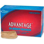 """Alliance® Advantage® Rubber Bands, Size # 64, 3-1/2"""" x 1/4"""", Natural, 1 lb. Box"""