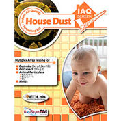 Building Health Check IAQ House Dust Allergen Test, Identifies Indoor Air Contaminents