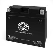 AJC® Ducati Monster 620s 620CC Motorcycle Replacement Battery 2002-2003
