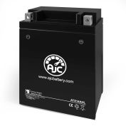 AJC® Kawasaki KLR650 650CC Motorcycle Replacement Battery 1987-2018