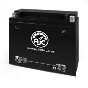 AJC® Arctic Cat 700 Super DutyDiesel 686CC ATV Replacement Battery 2011-2015