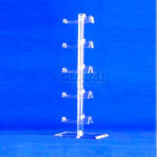 Acrylic Eyewear Display, 5 Tier - Pkg Qty 10