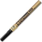 Sakura® Pentouch Metallic Ink Marker, Fine, 1.0mm, Gold Ink