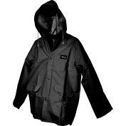 Viking® Handyman 3 Piece Suit, Black, XXL, 2110BK-XXL