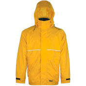 Viking® Journeyman 420D Jacket, Yellow, XXL, 3300J-XXL