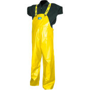 Viking® Journeyman Bib Pants, Yellow, XXXL, 5110P-XXXL