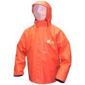 Viking® Bristol Bay Jacket, Orange, XXL, 8125J-XXL