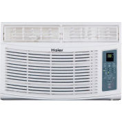 Haier Window Air Conditioner ESA406N, MagnaClik Braille Remote, 6000 BTU