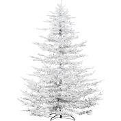 Fraser Hill Farm Artificial Christmas Tree - 9 Ft. Arctic Pine - Multi LED Lights