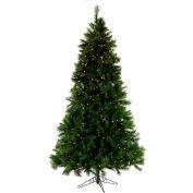 Fraser Hill Farm Artificial Christmas Tree - 10 Ft. Canyon Pine - Smart String Lighting