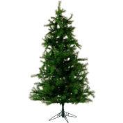 Fraser Hill Farm Artificial Christmas Tree - 7.5 Ft. Noble Fir